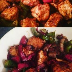 Eating Yourself Slim: Salt and Pepper chicken