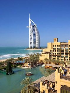 Dubai - A word of two extremes.  Although beautiful and rich, the government has arrested many, kept their passports, and forced them into slave labor and living on the streets.