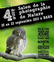 4ème Salon de la Photographie de Nature, Barr, Alsace