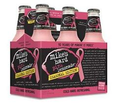 "Mike's ""pink"" lemonade"