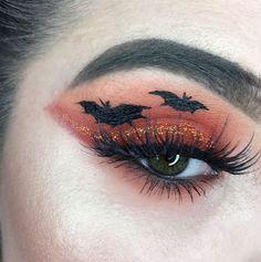 Halloween Augen Make-up Ideen amp; Looks fr Mdchen amp; Goth Makeup, Prom Makeup, Makeup Inspo, Makeup Art, Wedding Makeup, Makeup Inspiration, Beauty Makeup, Makeup Ideas, Halloween Eye Makeup