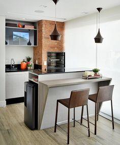 11 Dream Kitchen Upgrades That Will Totally Change Your Life Kitchen Interior, Room Interior, Kitchen Design, Indian Home Design, Small Balcony Decor, Kitchen Upgrades, Kitchen Ideas, Modern Loft, Terrazzo