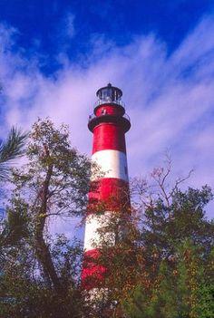 Assateague Lighthouse in Berlin, Maryland.