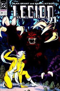 """L.E.G.I.O.N. (1989) - #25 """"Doomsday"""""""