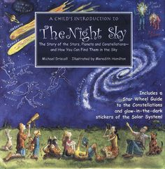The Night Sky-Children's Book for little astronomers