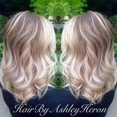 but one thing you may noticed is that most of the girls show off ombre hair are wearing long bob hair! Will the ombre look good on long bob hairstyle? Balayage Ombré, Sombre, 2015 Hairstyles, Pretty Hairstyles, Short Hairstyles, Haircuts, Langer Bob Ombre, Wedding Hair Colors, Hair Color And Cut