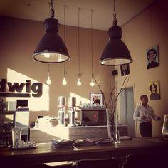 Coffeebar Ludwig in Amsterdam
