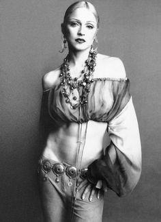 Madonna Vogue 1992г