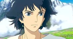Personally, I think Howl looks better with black hair than blonde.