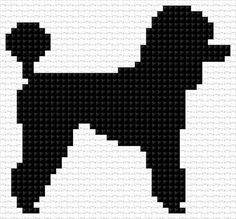 Check out our web site for additional info on poodles. It is actually a superb spot to find out more. Needlepoint Patterns, Doily Patterns, Cross Stitch Designs, Cross Stitch Patterns, Embroidery Stitches, Embroidery Patterns, Poodle Drawing, Cute Quilts, Bobble Stitch