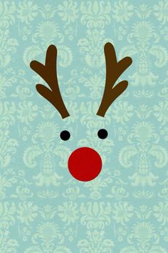 Find images and videos about winter, wallpaper and christmas on We Heart It - the app to get lost in what you love. Wallpaper Natal, Cool Wallpaper, Pattern Wallpaper, Wallpaper Backgrounds, Phone Backgrounds, Noel Christmas, Winter Christmas, Christmas Cards, Reindeer Christmas