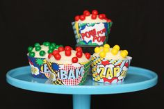 Wants and Wishes: Party planning: superhero full collection