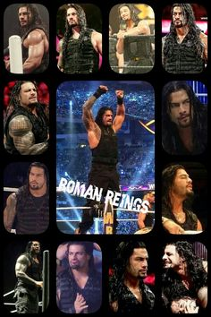 Roman Reigns - The Powerhouse of The Shield