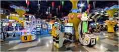 Arcade Attractions | Things To Do in Toronto, Mississauga & GTA | Playdium