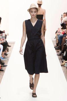 Margaret Howell at London Fashion Week Spring 2014 - StyleBistro