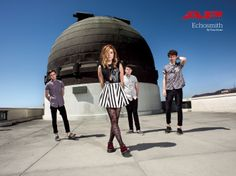 Echosmith – poster in AP 312 (July 2014 issue)
