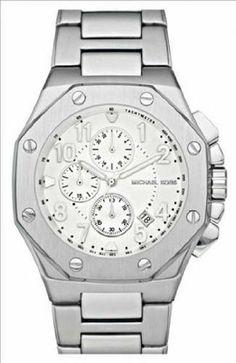 Michael Kors MK8197 Men's Knox Watch with Silver Chronograph Dial Michael Kors. $199.00. Chronograph Display. Steel Bracelet Strap. Save 20% Off!