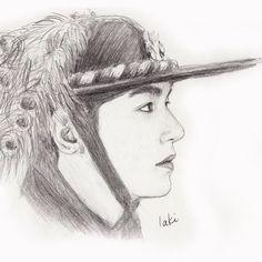 Girly Drawings, Cool Art Drawings, Cartoon Drawings, Lee Min Ho Images, Lee Min Ho Photos, Korean Drama Funny, Korean Drama Movies, Lee Min Ho Dramas, Legend Of Blue Sea