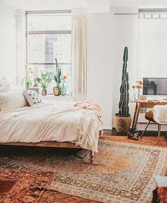 Boho Chic Interior Design - Bohemian Bedroom Design - Josh and Derek Home Bedroom, Bedroom Design, Room Inspiration, Bedroom Decor, Uo Home, Interior Design, Home Decor, Room Decor, Apartment Decor