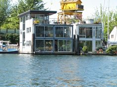 granville island house boats
