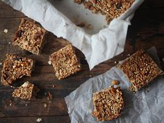 Chewy, tropical granola goodness. http://www.thecoveteur.com/healthy-picnic-recipes-my-new-roots/