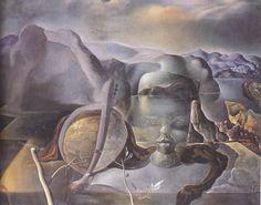 The Endless Enigma, 1938, Salvador Dali