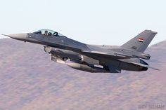Iraqi Air Force Lockheed-Martin F-16C/IQ Block 52+ Fighting Falcon