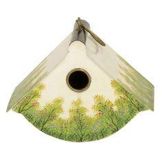Cozy Den Birdhouse