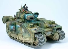 Golden Demon Winners Gallery: Page 6 Warhammer 40k Figures, Warhammer Models, Warhammer Fantasy, Warhammer 40000, Drawing Armor, 40k Imperial Guard, Fantasy Battle, Model Tanks, Armored Fighting Vehicle