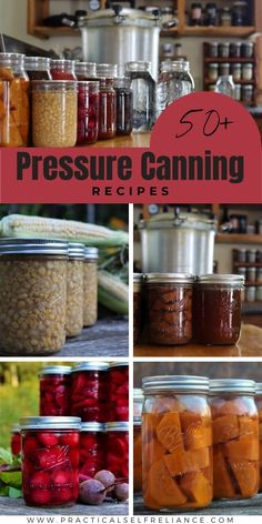 Pressure Canning Recipes, Canning Beans, Salsa Canning Recipes, Canning Potatoes, Canning Salsa, Canning Pressure Cooker, Canning Tips, Canning Asparagus, Canning Vegetables
