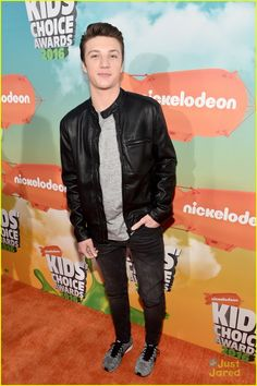 Jake Short at the Kids Choice Awards 2016