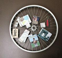 Confira estas boas ideias e traga a sua bike para dentro de casa