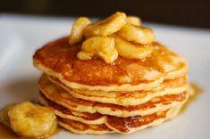 Huuum, panqueca no café da manhã é tudo de bom! Neste post, compartilhamos uma receitinha sem glúten e sem lactose onde a farinha é substituída por uma fruta. Descubra qual é: