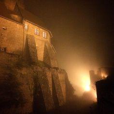 #burg #breuberg #burgbreuberg  #nebel #herbst #castle #fog #fall