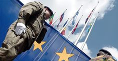 EUROPEAN UNION ARMY SET FOR CREATION, UK TO FUND DESPITE BREXIT EU Parliament set to approve super army