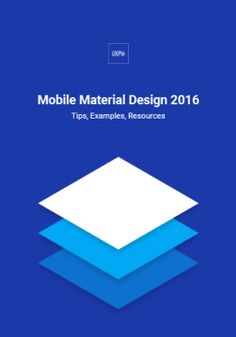Mobile Material Design 2016 Tips, Trends, Examples -- Know the evolving techniques behind Material Design & layered mobile interfaces Web Design, Flat Design, Design Trends, Card Ui, Ui Patterns, Mobile App Design, Ui Inspiration, Material Design, Interactive Design