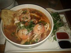 Madame Tams Pho (Chicken & Shrimp) at Madame Tams, Palo Alto