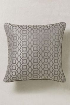 Buy Woven Geo Large Jacquard Cushion from the Next UK online shop Large Cushions, Large Sofa, Scatter Cushions, Cushions On Sofa, Bed Pillows, Mauve Bedroom, Silver Curtains, Green Sofa, Pencil Pleat