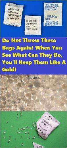 Do Not Throw These Bags Again…When You See What Can They Do, You`ll Keep Them Like A Gold!