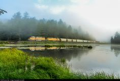 RailPictures.Net Photo: 721 New England Central EMD SD40-2 at Roxbury, Vermont by colmat91