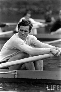 Yale Crew, photographed by George Silk for LIFE.