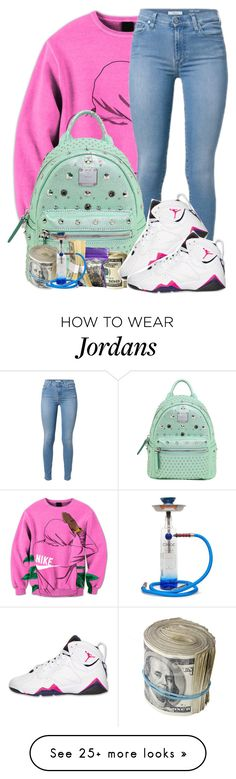 """""""Just A gram ... It'll Do . """" by dashaye-2013 on Polyvore featuring MCM, Retrò and INC International Concepts"""