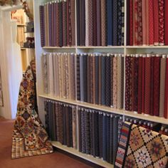 Quilter's General Store, Rockford IL. We recently visited this shop.  IT'S wonderful for anyone in the area.  We LOVED it!  ...just beautiful...