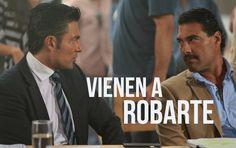 Fernando Colunga, Eduardo Yañez y Miguel Varoni son los Ladrones ...