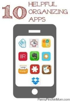 Organizing Apps 9 of the best free apps for getting organized : each year getting