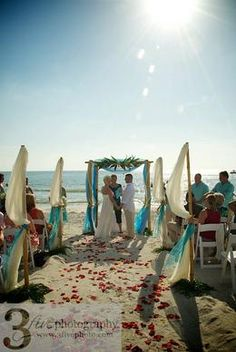 Anna Maria Island Weddings Sarasota Weddings Siesta Key Outdoor Reception Luau Beach Weddings
