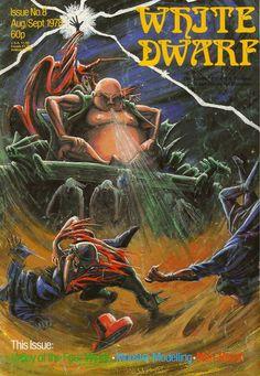 White Dwarf 8 (1978)
