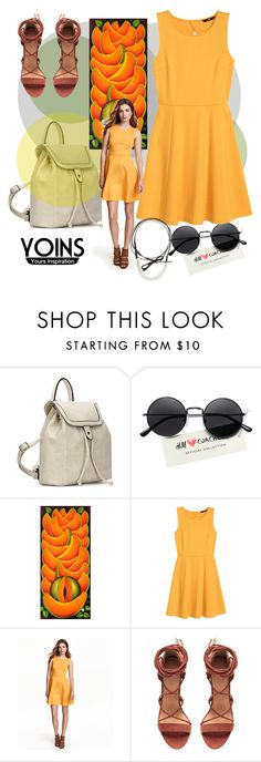 """yoins bag"" by ilona-828 ❤ liked on Polyvore featuring NOVICA and Fallon"