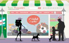 Como sabéis, en Boru #Animales estamos de celebración por el lanzamiento de nuestra nueva #TIENDA ONLINE. ¡Y queremos compartirlo vosotros!   Consigue un BONO #DESCUENTO en tu primera compra. ¡Sólo por hacer clic en el enlace!  Tenemos todo tipo de accesorios para tu #mascota. Tengas un #perro, #gato o #conejo encontrarás Comida, Juguetes, #Pienso, Terrarios, Transportes, Correas,...  http://boruanimales.com/blog/bienvenido-a-la-nueva-web/