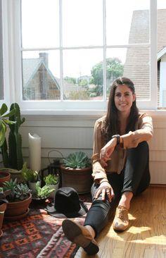 Consuelo's Contemporary Echo Park Craftsman Home House Tour